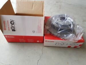 1997-2002 SF Forester Rear Brembo Rotors