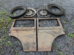 1930 Ford Model A Parts