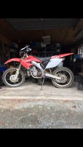 Mint Honda cr250 with lots of aftermarket
