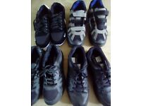 Mens size 8 trainers