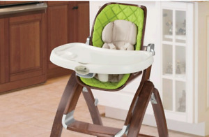 Summer Bentwood Highchair