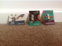 London 2012 Olympics collectible cards
