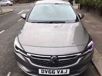 quick sale-2017 very new shape VAUXHALL ASTRA HPI CLEAN-5DRS MANUAL
