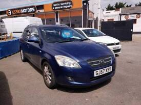 KIA CEED DIESEL ESTATE 4 DOOR