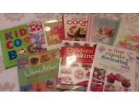 Childrens cook books