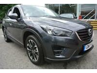 2016 Mazda CX-5 2.2d (175) Sport Nav 5dr AWD A Automatic Diesel Estate