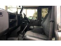 2013 Land Rover Defender 110 XS TD D/C Manual Diesel 4x4