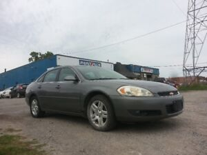 2006 Chevrolet Impala LTZ! Certified & E-Tested! TAXES INCLUDED!