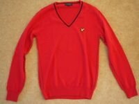 Lyle & Scott Jumper Small