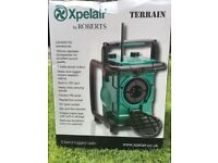 Xpelair by Roberts Terrain 3 Band Rugged Radio