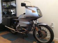 BMW R100RS superb example FSH all original interesting history