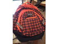 Jansport Red and Black Backpack