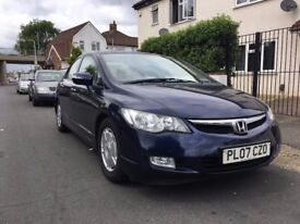 Honda Civic Hybrid /FSH / Low Mileage / Heated Leather seats/ CD Changer / 2 Keys