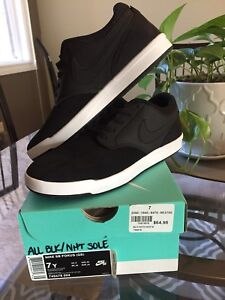 Brand new youth/women's Vans and Nike Skate Shoes