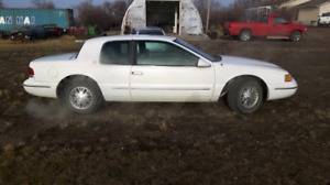 1996 Mercury Cougar great shape for the year