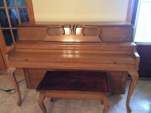 Piano Donat langelier