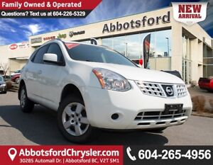 2010 Nissan Rogue SL Accident Free!