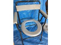 Commode. As new. Never used.