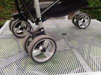 Buggy stroller pushchair
