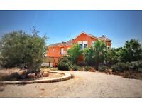 Luxury Finca house (ca. 400 m2), 11000m2 land, swimming pool, Costa Blanca, Spain £ 355000