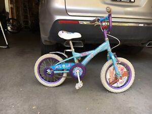 Girls Bratz Babies bike