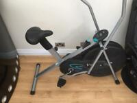 Vfit air exercise bike