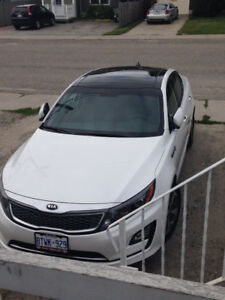Sweet Deal. 2014 Kia Optima hybrid