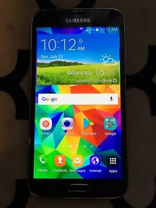 Bell Mobility Samsung Galaxy S5