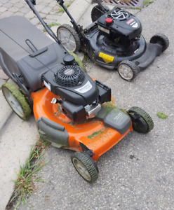 On-Site Mobile Lawn Mower Repairs • Small Engine • Lawnmower