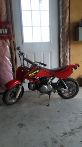Honda xr50 dirt bike, works great