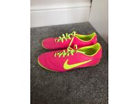 Nike running trainers size 7.5