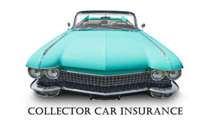Great Rates on Collector Car Insurance