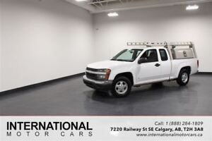 2008 Chevrolet Colorado WORK BOXES! *PERFECT WORK TRUCK*