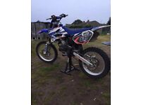 Yz 85 yamaha crosser dirt bike Large wheel 2011