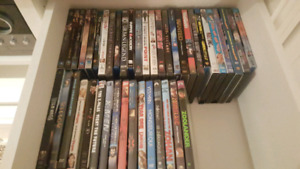 DVD and blu ray Collection