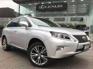 2014 Lexus RX 350 Touring Pkg AWD Navi Backup Cam Leather Sunroo
