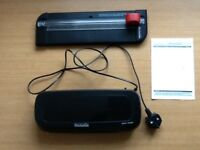 Laminator. ProAction A4 Laminator Including Paper Trimmer & Pouches