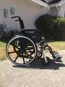 Breezy Ultra Wheelchair- Great Condition for Sale - $499 (Maple