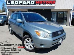 2007 Toyota RAV4 Awd,Alloy Wheels,Cruise Control*No Accident*