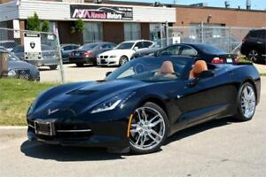 2016 Chevrolet Corvette Convertible 7 Speed 3LT Stingray Z51