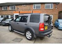 Land Rover Discovery 3 2.7TD V6 auto 2006 HSE. TOP SPECS. PRICED TO SELL QUICK!