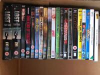 Dvd and games - open to offers - individuals or job lot