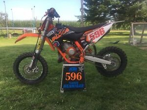 2013 KTM 65sx new price