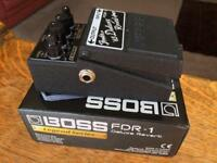 Boss FDR-1 Guitar Effects Pedal