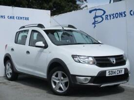 2014 14 Dacia Sandero Stepway 1.5dCi ( 90bhp ) Ambiance for sale in AYRSHIRE