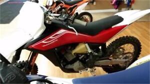 2011 HUsqvarna TE 449 Motocrosser BMW Built!
