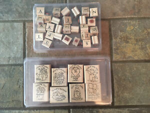 Stampin' Up Stamps