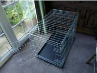 Small Dog Crate - AS NEW