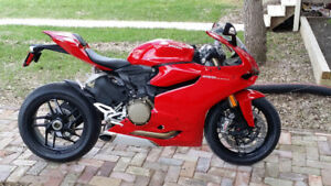 2013 1199 Panigale