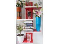 Sunburst Red shelves(new)